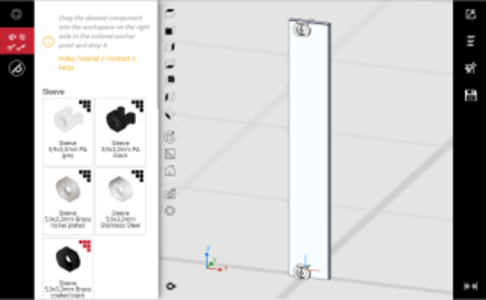 <div>Front Panel Configurator</div>