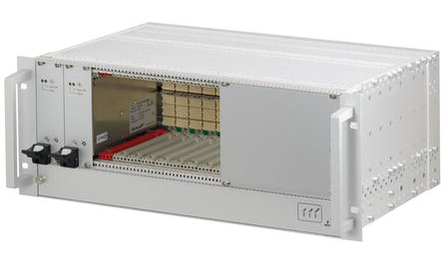 "CompactPCI Serial, 4 U, with/without rear I/O, with 19"" power supply"