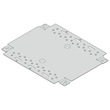 Interscale Mounting Plate for PCBs