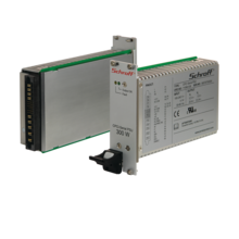 """19"""" switched-mode power supply for CompactPCI Serial"""