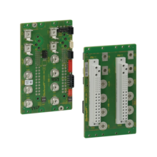 Power backplanes with P 47 connector
