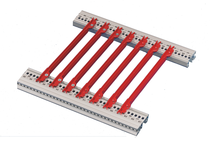 EuropacPRO kit, flexible design, shielded, for backplane mounting, CompactPCI compatible