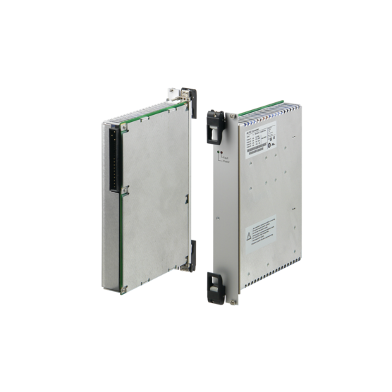 """19"""" AC/DC switch-mode PSUs for CompactPCI and VME64x, 19"""", 6 U, quad"""